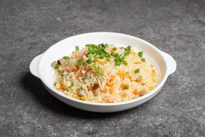 Доставка рис с овощами ресторан